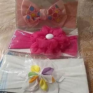 Headbands set 3pcs